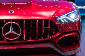 mercedes amg gt concept up with the mercedes amg gt concept the verge