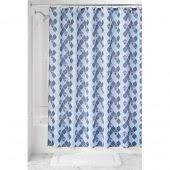 moroccan shower curtain interdesign