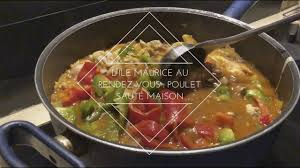 cuisine mauricienne chinoise poulet maison façon mauricien cuisine fusion mauricienne chinoise