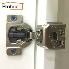concealed kitchen cabinet hinges probrico 4 pair soft close kitchen cabinet hinge chm36h1 1 4