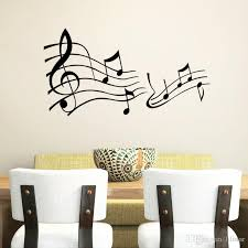 Music Note Wall Decor Various Color Music Note Music Classroom Can Remove Background