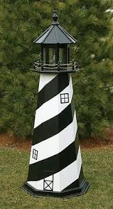 light up wooden lighthouse crafts lighthouses and