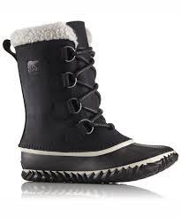 sorel womens boots canada sorel s caribou slim winter boots black bysorel boots at