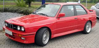 Bmw M3 1992 - bmw m division four cylinder engines and all wheel drive a