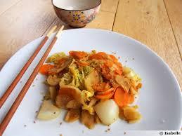 cuisiner dans un wok wok de légumes d hiver recette de cuisine