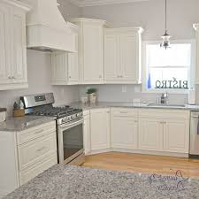 Kitchen Decorating Ideas For Countertops Country Cottage Kitchen Ideas White Solid Slab Granite Countertop