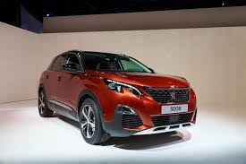 peugeot new models latest reveal of the peugeot 3008 refreshing change