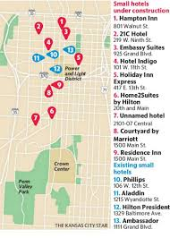 there u0027s a boom of small hotels in downtown kansas city the