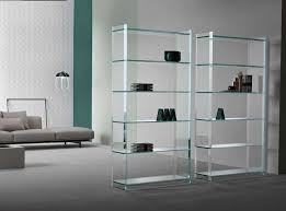 Glass Enclosed Bookcases Designs That Make Glass Bookcases Fashionable Again