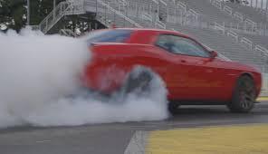 Dodge Challenger Tire Size - 2015 dodge challenger srt hellcat performance youtube