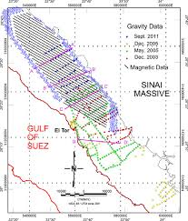 Sinai Peninsula On World Map by Geophysical Constraints On The Hydrogeologic And Structural