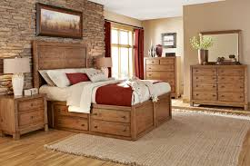 Solid Wood Bedroom Furniture Rustic Bedroom Furniture