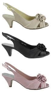 wedding shoes kitten heel uk womens wide fitting kitten heel wedding shoes sandals black