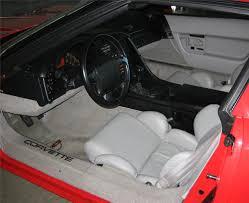 1992 corvette interior 1992 chevrolet corvette coupe 63855