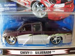 2006 U002706 Chevrolet Chevy Silverado Pickup Truck Diecast Badd Ride