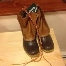 womens duck boots size 12 vtg l l bean shoes 12 duck boots vintage ll bean