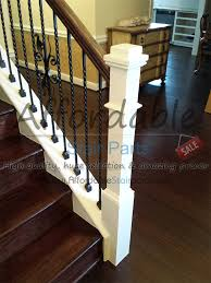 Installing Balusters And Handrails Baluster Patterns