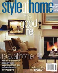 Style At Home Publications Croma Design Inc