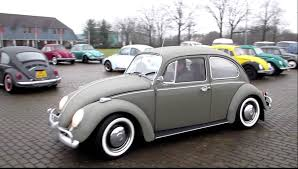 volkswagen bug 2013 1967 vw beetle and 1963 vw beetle kwf rosmalen 2013 youtube