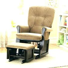 Glider Recliner With Ottoman For Nursery Nursery Glider With Ottoman Chair And Ottoman Co By Best Chairs