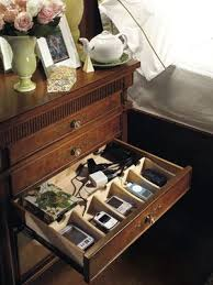 Nightstand Ipad Best 25 Nightstand With Charging Station Ideas On Pinterest