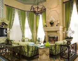Traditional Livingroom by 25 Green Living Rooms And Ideas To Match