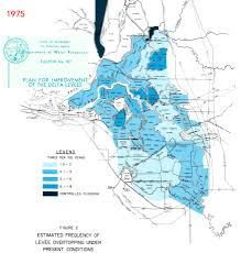 California Aqueduct Map History Of California Water Wars And The Delta