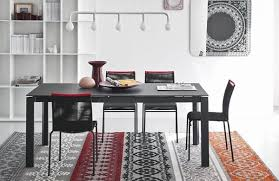 tavoli sala da pranzo calligaris tavoli calligaris stile moderno