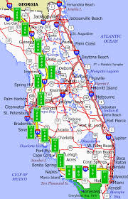Clearwater Florida Map by Moving To Ontario August 2010
