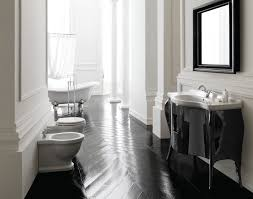 vintage black white bathroom ideas designing vintage bathroom