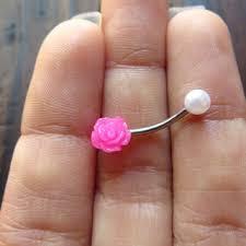 16 tiny pearl rook eyebrow from azeeta designs my