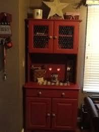 white kitchen hutch buffet china cabinet storage cupboard pantry
