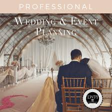 wedding party planner become a wedding planner
