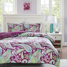 Purple And Gray Comforter Purple Comforter Sets For Less Overstock Com