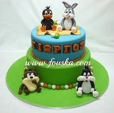 18 serie tv images looney tunes cake