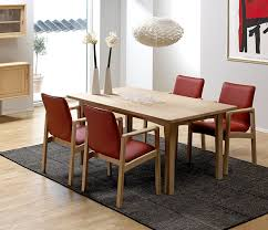 Beech Dining Table Beech Dining Tables Solid Beech Furniture Wharfside