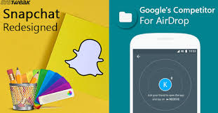snapchat app for android newsletter snapchat undergoes redesign gets simplified