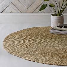 Jute Bath Mat Jute Rug Rugs The White Company Uk