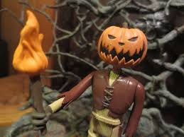 action figure barbecue halloween toy review pumpkin king jack