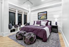 purple bedrooms 15 stunning black white and purple bedrooms home design lover