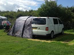 T5 Awning Best Awning Connection To T5 Caravelle For Vango Sapera Vw T4