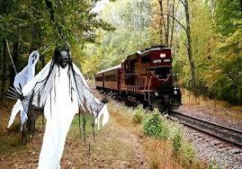 hauntedhalloween new hope u0026 ivyland railroad
