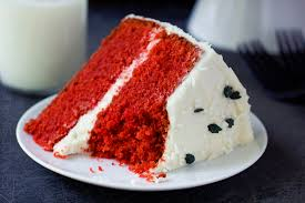 red velvet cake with vanilla bean cream cheese frosting life