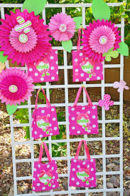 bright pink green butterfly ideas hostess with the mostess