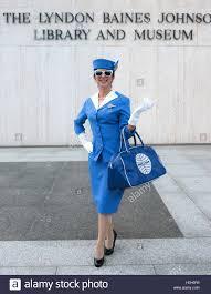 Pan Halloween Costume Woman Dresses 1960s Pan Flight Attendant Retro