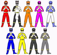 cyborg u0027s power rangers