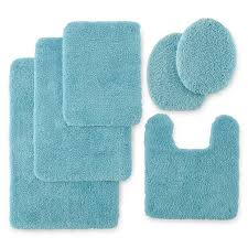 Jcpenney Bathroom Rug Sets Jcpenney Home Ultra Soft Dri Bath Rug Collection