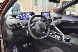 2017 peugeot cars 2017 peugeot 3008 interior at 2016 bologna motor show indian