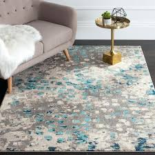 Blue Grey Area Rugs Found It At Wayfair Grace Blue Grey Area Rug Rugs Pinterest In