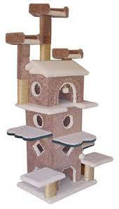 cat tree made of solid wood the best cat furniture on the market